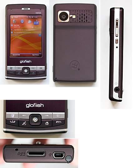 Komunikátor E-TEN Glofiish X650 se prodává i na našem trhu.