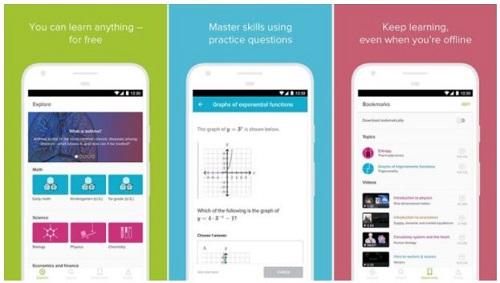 Nejlepší rovná aplikace aplikace android